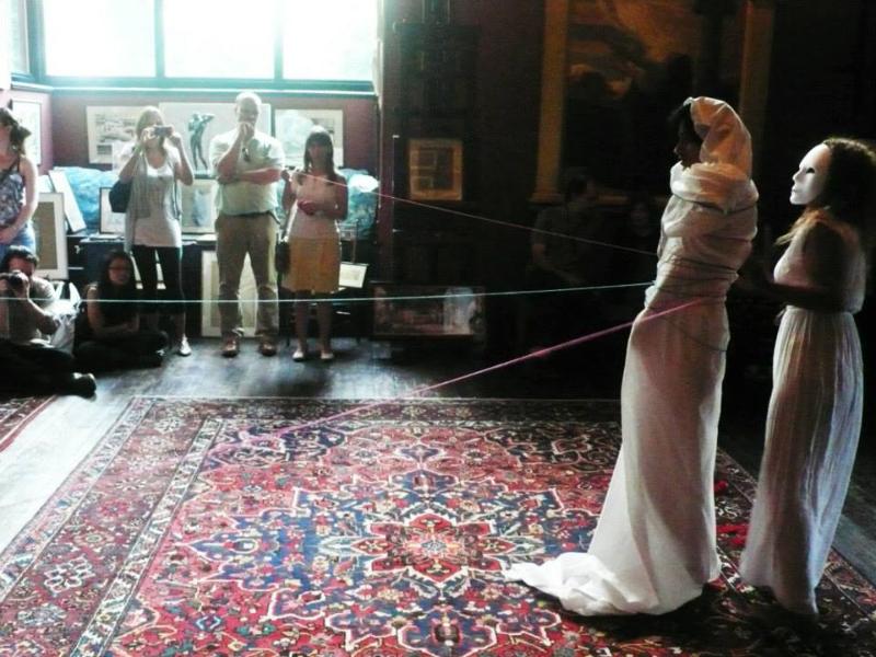 Sarah El Hamed - photograph by Adam Ishaq