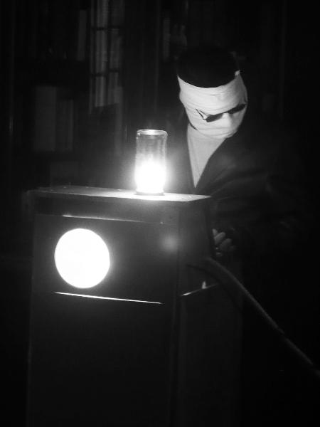Tim Le Vin - photograph by Anthony Bradbury
