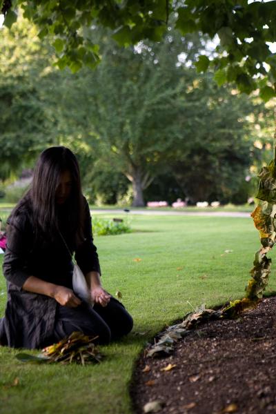 Pavana Reid - photograph by Bobby Whittaker