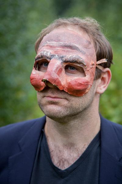 Jack Catling - photograph by Florian Herzberg