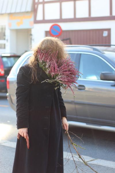 Kirsten Norrie - photograph by Ingrid Enger