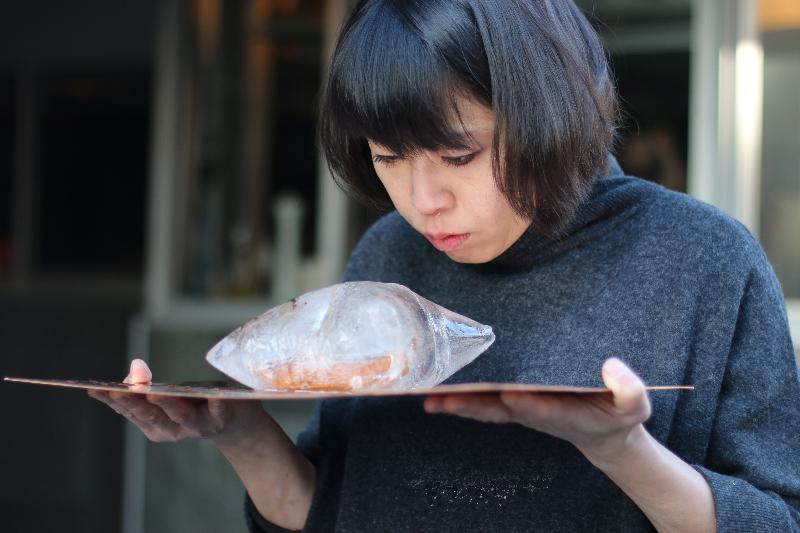Yuko Morita - photograph by Ingrid Enger