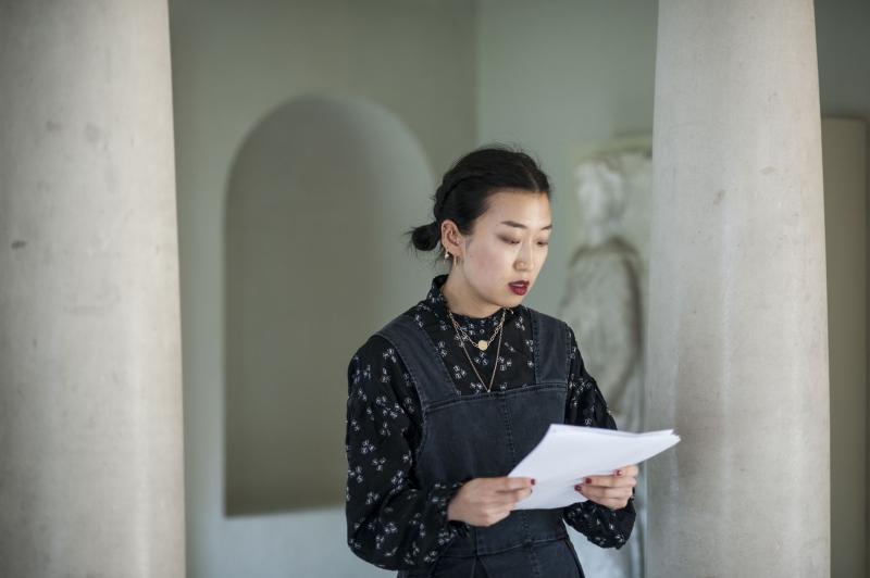 Soohyun Choi - photo by Caroline Gervay