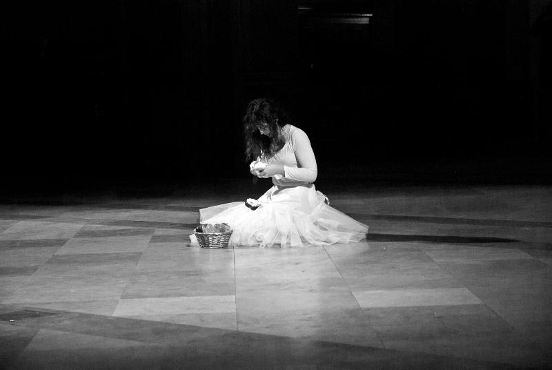 Alexandra Santos - photograph by Bobby Whittaker