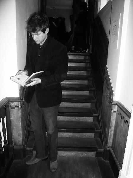 Thomas Jeppesen - photograph by Anthony Bradbury