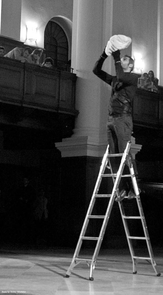 Image of George Petrou performance